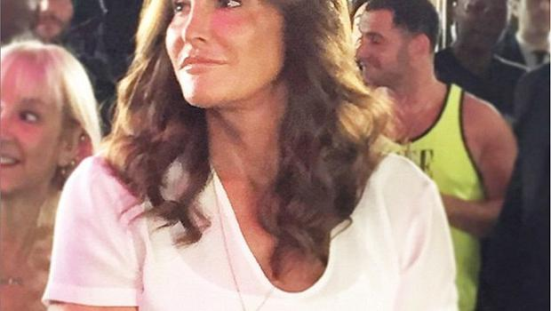 Caitlyn Jenner at Gay Pride in New York. Voss Events/Instagram