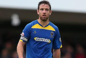 Alan Bennett came straight into Cork City's pre-season preparations after agreeing to part ways with AFC Wimbledon. Photo: Pete Norton/Getty Images