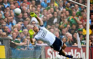 The difference between Dublin 2002 and Dublin 2020 can be measured not just in 18 long years but in polarised perceptions and transformed mindsets. Photo: Ramsey Cardy/Sportsfile