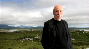 Author Tim Robinson pictured near Roundstone, Connemara, Co Galway. Photo Brian Farrell.