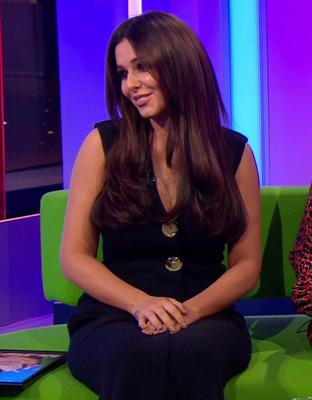 Cheryl on BBC's The One Show