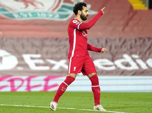 Mohamed Salah is expected to return to training with Liverpool on Monday (Jon Super/PA)