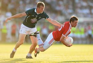 Kildare All Star Peter Kelly has come to terms with missing his club's all Ireland Junior Championship