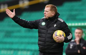 Celtic manager Neil Lennon. Photo: Reuters