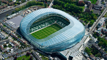 Euro 2020 will be very beneficial to the Dublin economy. Photo: Sportsfile