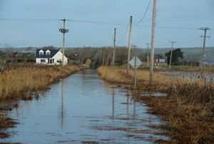 Flooding in Kerry earlier this year