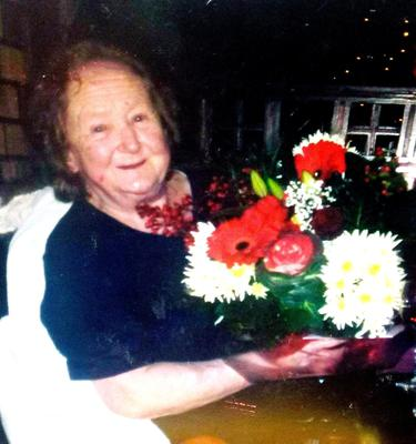 Frail Teresa Kenny contracted rare and deadly condition