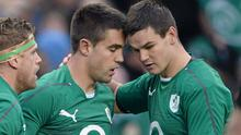 Conor Murray and Jonathan Sexton will hold the key for Ireland against Wales today