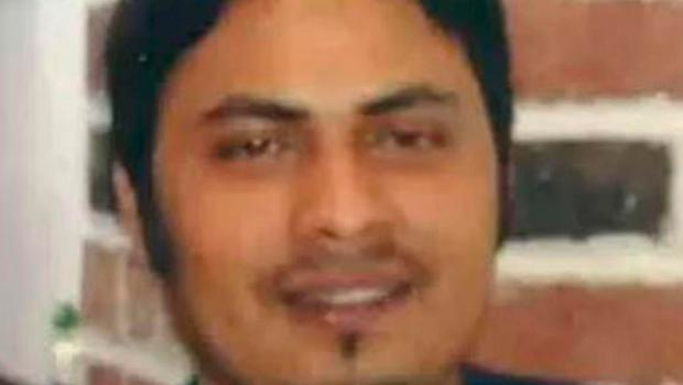 A huge manhunt has been launched for Bidhya Sagar Das in connection with the attacks, which left one child dead and another fighting for her life. Met police handout
