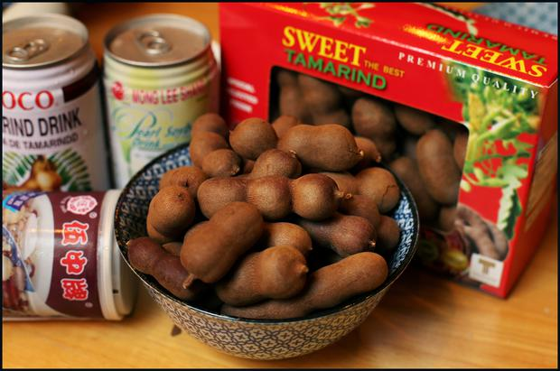 Tamarind at the Asia Market on Drury Street. Pic by Steve Humphreys