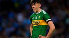 Kerry captain David Clifford says a behind-closed-doors Championship this year is better than none at all. Photo: Piaras Ó Mídheach/Sportsfile
