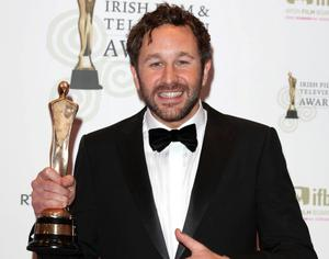 Actor Chris O'Dowd. Photo by Tim Whitby/Getty Images