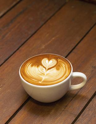 Research has found that people who drink a moderate amount of coffee per day have the least risk of coronary calcium in their arteries