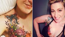 Alison Habbal's tattoo is famous