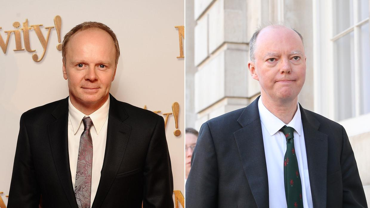 Jason Watkins jokes he is a 'shoo-in' to play Chris Whitty in the future