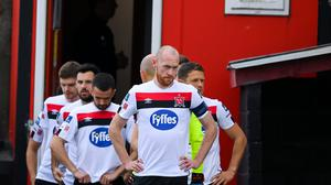 Dundalk's opponents in the Champions League qualifiers have seen the start of their season postponed due to a Covid-19 scare. Photo by Stephen McCarthy/Sportsfile