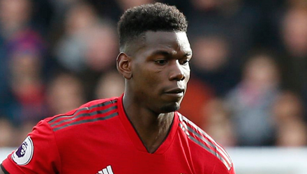 Manchester United's Paul Pogba. Photo: Getty Images