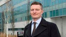 Dr Francis Finucane is concerned over Government inertia on the issue. Photo: Andrew Downes