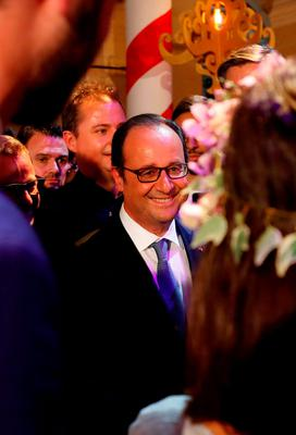 French president Francois Hollande. Photo: Getty Images