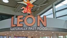 Fast food chain Leon, which has two outlets in Dublin, plans to open 20 restaurants here by 2023. Photo: Leon/PA