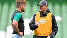 Ian Madigan's fine display against Georgia must put him in Joe Schmidt's plans for the visit of Australia. Photo: Matt Browne / SPORTSFILE
