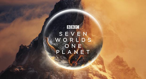 Seven Worlds, One Planet will run on BBC One later this year (BBC).