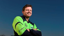 Ed Joyce has given incoming Ireland coach John Bracewell an unexpected boost by announcing that he wants to continue playing internationals for another four years and still dreams of winning at least one Test cap (Sportsfile)