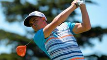 Of the 64 starters on day three, Rickie Fowler (pictured) and John Senden were the only two players who were assured of their place in the draw for today's round of 16 at the WGC-Cadillac Match Play Championship