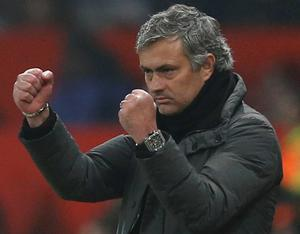 Jose Mourinho. Picture: Reuters