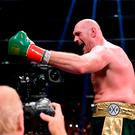 Tyson Fury. Photo: Harry How/Getty Images