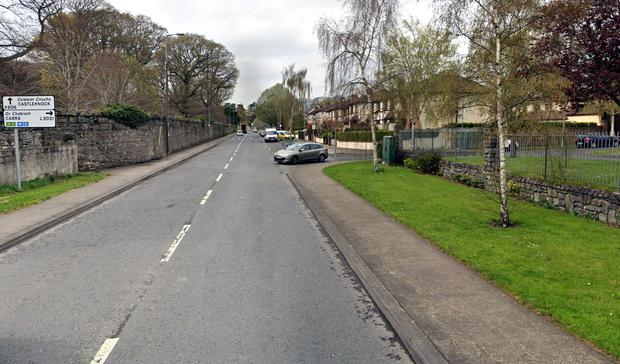 Blackhorse Avenue, where it is alleged Gallagher tried to abduct the woman