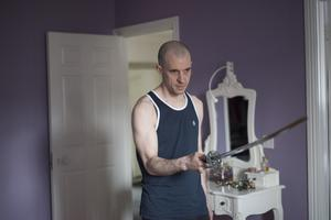 Tom Vaughan- Lawlor as Nidge in Love/Hate