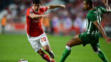 Goncalo Guedes has emerged as a target for Manchester United