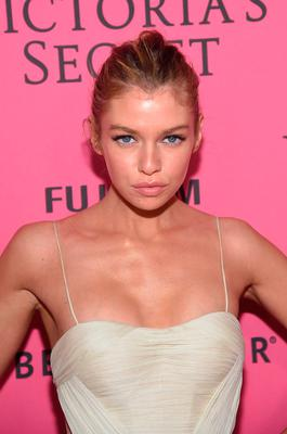 Model Stella Maxwell attends the 2015 Victoria's Secret Fashion After Party at TAO Downtown on November 10, 2015 in New York City.  (Photo by Michael Loccisano/Getty Images for Victoria's Secret)