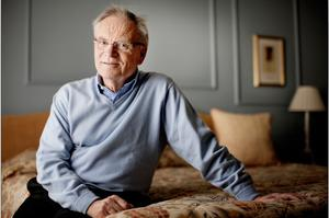 Jeffrey Archer was interviewed by Pat Kenny this week. Photo: David Conachy.