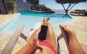 67pc of people worry about the work they must catch-up on after their holiday