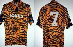 Hull City Hull City are known as The Tigers - but that was no excuse for this