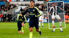 Juventus want Alexis Sanchez and will use Miralem Pjanic as bait
