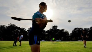 'Na Fianna is one of the country's biggest clubs, with 184 teams. With limited space at Mobhi Road, they use 17 different venues within a five-mile radius for training and matches.'Photo: Frank McGrath
