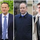 Leo Varadkar, Micheal Martin, Eamon Ryan, Mary Lou McDonald and Brendan Howlin are all in the running.