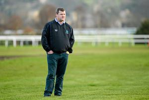 Trainer Gordon Elliott has recorded 100 National Hunt winners in a season for the first time. Photo: Barry Cregg / SPORTSFILE