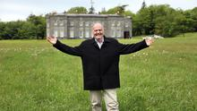 Edward Walsh pictured at Lissadell recently. Pic: Carl Brennan