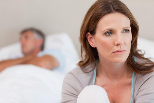 'Nobody should have to feel afraid in their own home'. Thinkstock Images.