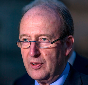Transport Minister Shane Ross said he would not intervene Photo: Arthur Carron