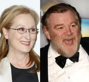 Brendan Gleeson is to share the screen with Oscar winner Meryl Streep and Carey Mulligan in historic drama 'Suffragette'.
