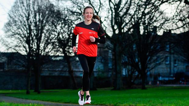 Olympian Fionnuala McCormack has been announced as ambassador for the 2020 KIA Race Series. Now in it's third year, the series is organised by Pop Up Races and includes seven races nationwide. Photo: Sam Barnes/Sportsfile