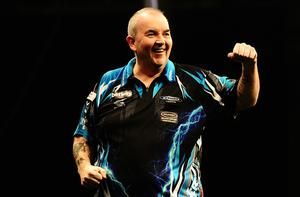 Phil Taylor (Photo by Harry Trump/Getty Images)