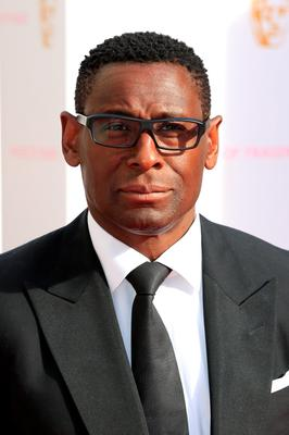 LONDON, ENGLAND - MAY 10:  David Harewood attends the House of Fraser British Academy Television Awards at Theatre Royal on May 10, 2015 in London, England.  (Photo by John Phillips/Getty Images)