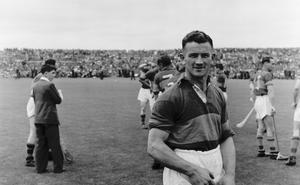 Theo English, pictured in 1958