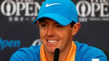 "McIlroy said: ""I don't feel like I've let the game down at all. I didn't get into golf to try and grow the game. Photo: Reuters"